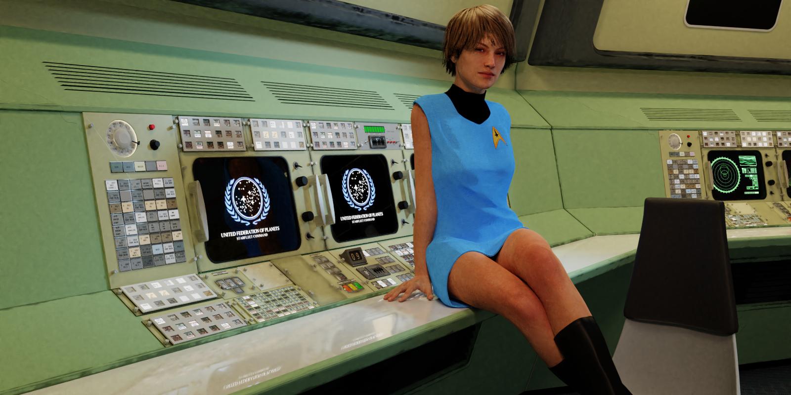 Starfleet Mission